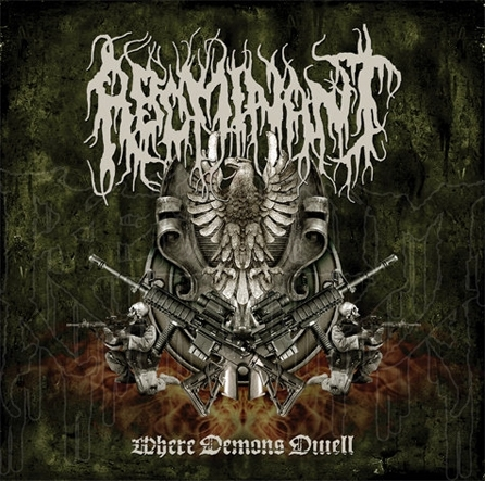 ABOMINANT - Where Demons Dwell