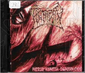 PUTRIDITY - Putrid Khaotik Invation 666