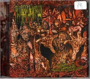 PUTREFUKATION - Vortex Of Zombified Mortuary Procedures