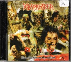 RIBSPREADER - Rotten Rhythms And Rancid Rants