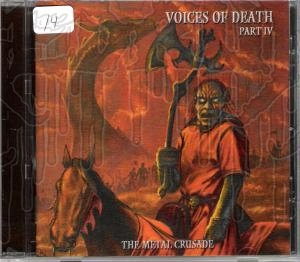 COMP: VOICES OF DEATH - Part IV - The Metal Crusade