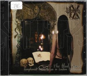 OPERA IX - The Black Opera - Symphoniae Mysteriorum In