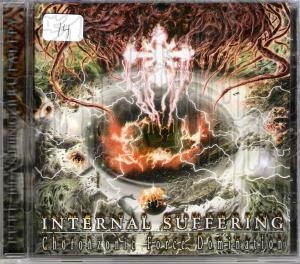 INTERNAL SUFFERING - Chronozonic Force Domination