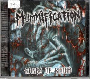 MUMMIFICATION - Ruins Of Blood
