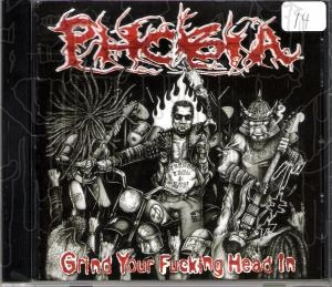 PHOBIA  - Grind Your Fucking Head In