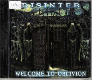 DISINTER - Welcome To Oblivion (Morbid Records Version)