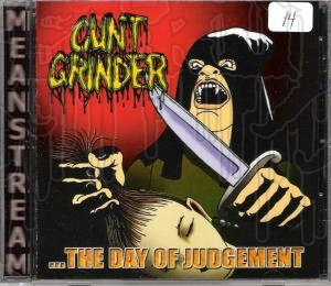 CUNTGRINDER...The Day Of Judgement (Reissue w New Artwork)