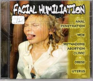 COMP: FACIAL HUMILIATION - 5 Way Split