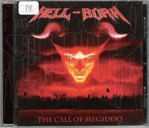 HELL=BORN - The Call Of Megiddo
