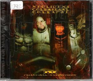 NEGLIGENT COLLATERAL COLLAPSE - Paranormal Nanodivision