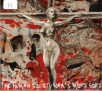 NEURO-VISCERAL EXHUMATION-The Human Society Wants More Gore (Digi-pak)