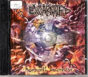 EXCARNATED - Homicidal Decimation