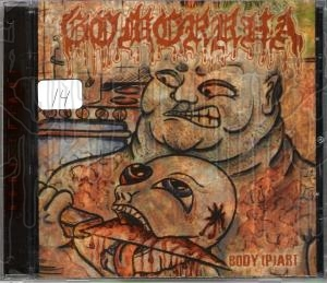 GOMORRHA - Body (P)art