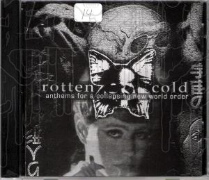 ROTTEN COLD / HUMAN MASTICATION - Split C.D.