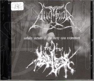 ANGMAR / THE TRUE ENDLESS - Split C.D.