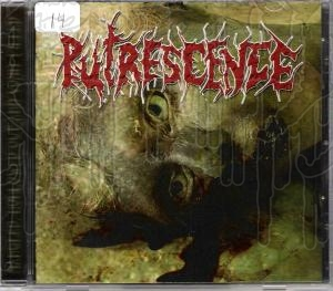 PUTRESCENCE - Mangled,Hollowed Out And Vomit Filled