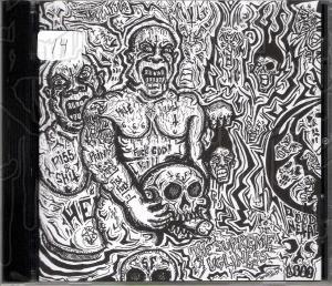 SKULLFUCK - The Supreme Ugliness