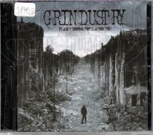 GRINDUSTRY / DIN-ADDICT - Split C.D.