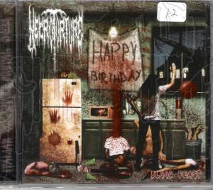 NECROTORTURE - Blood Feast