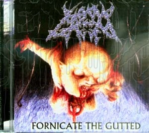BOUND AND GAGGED - Fornicate The Gutted