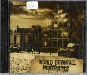 WORLD DOWNFALL / AGATHOCLES - Split C.D.
