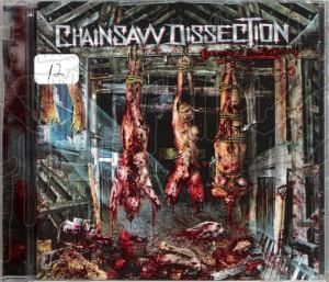 CHAINSAW DISSECTION-Remnants Of The Slaughtered