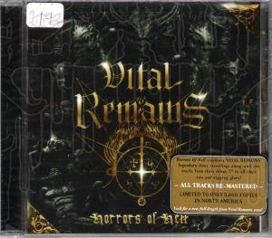 VITAL REMAINS - Horors Of Hell