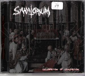 SANATORIUM - Celebration Of Exhumation