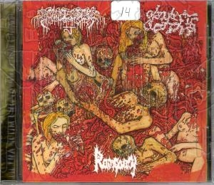 RAMPANCY / GRANULOCYTIE BLASTOMA / BOWEL STEW - Split