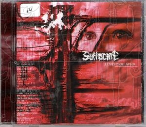 SUFFOCATE - Lust For Heaven