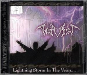 HARVIST - Lightning Storm In The Veins