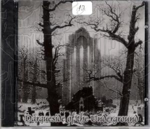 COMP: DARQUESIDE OF THE UNDERGROUND