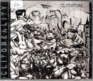 CLITORTURE / GOREALITY - Split C.D.