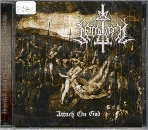 SEMARGL - Attack on God (Domestic Version With Different Artwork))