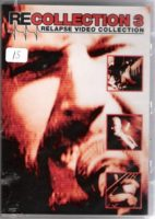 V/A - RECOLLECTION 3 - Relapse Video Collection (DVD)