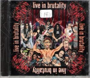 UNDERTAKERS - Live In Brutality