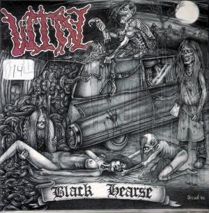 WTN - Black Hearse (Digi-pak)