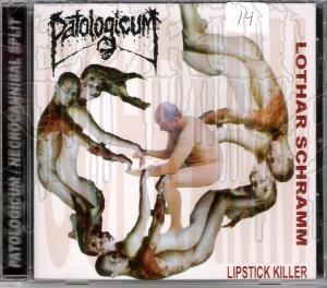 PATOLOGICUM / NECROCANNIBAL - Split C.D.