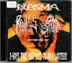 PLASMA / RADIKALIS AMPUTACIO / SPERSWAMP - 3 - Way Split