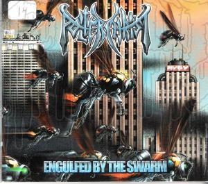 POLTERCHRIST - Engulfed By The Swarm (Digi-pak)