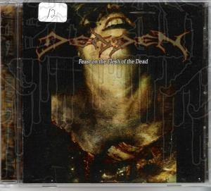 DEADEN - Feast On The Flesh Of The Dead