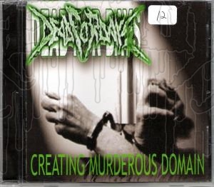 DEAD FOR DAYS - Creating Murderous Domain