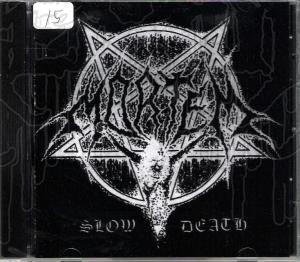 MORTEM (Nor.) / MORBID (Swe.) - Split C.D.
