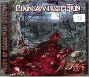 CHAINSAW DISSECTION - River Of Blood And Viscera