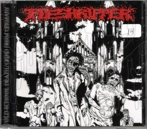 FLESHRIPPER / OBLITERATION - Split C.D.