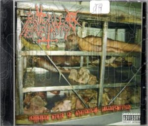 ROTTEN PENETRATION - Horrorous State Of Anatomical Decomposition
