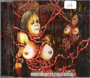 IMPRECATORY - Mortal Intestines Decay