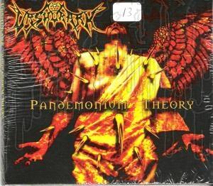 URSHURARK - Pandemonium Theory (Digi-pak)
