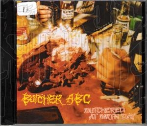BUTCHER ABC - Butchered At Birth Day (Reissue w Bomus Live Trax + Movie)