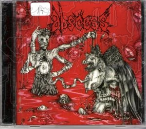 ABSCESS - Thirst For Blood,Hunger For Flesh